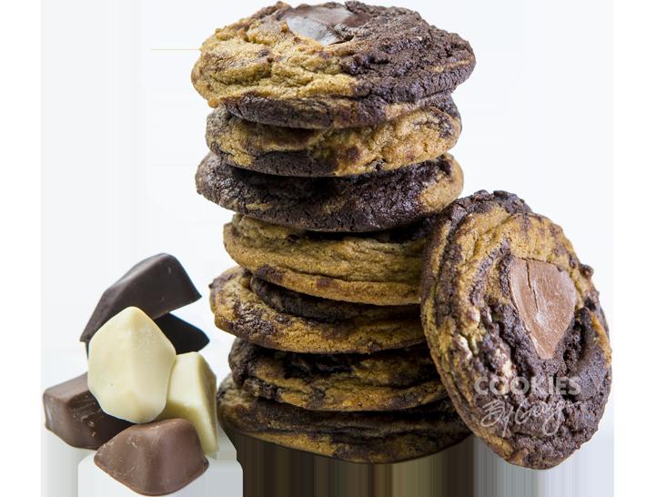 Marble Chocolate Chunk