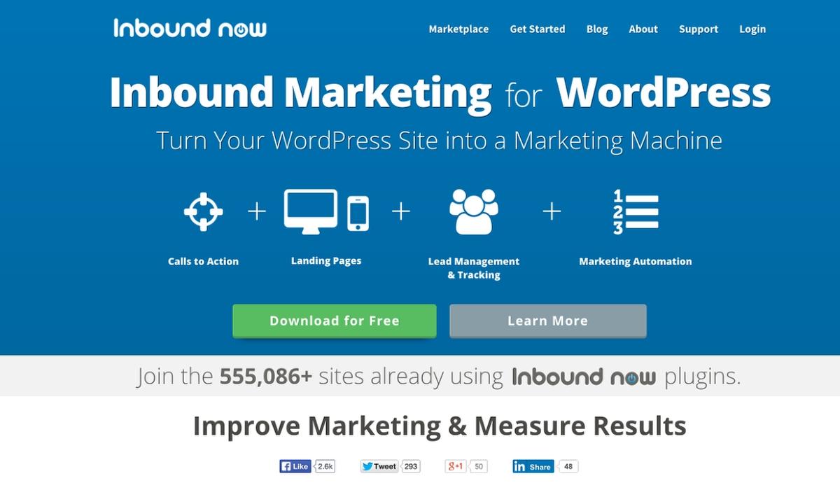 WordPress e-commerce build for Inbound Now