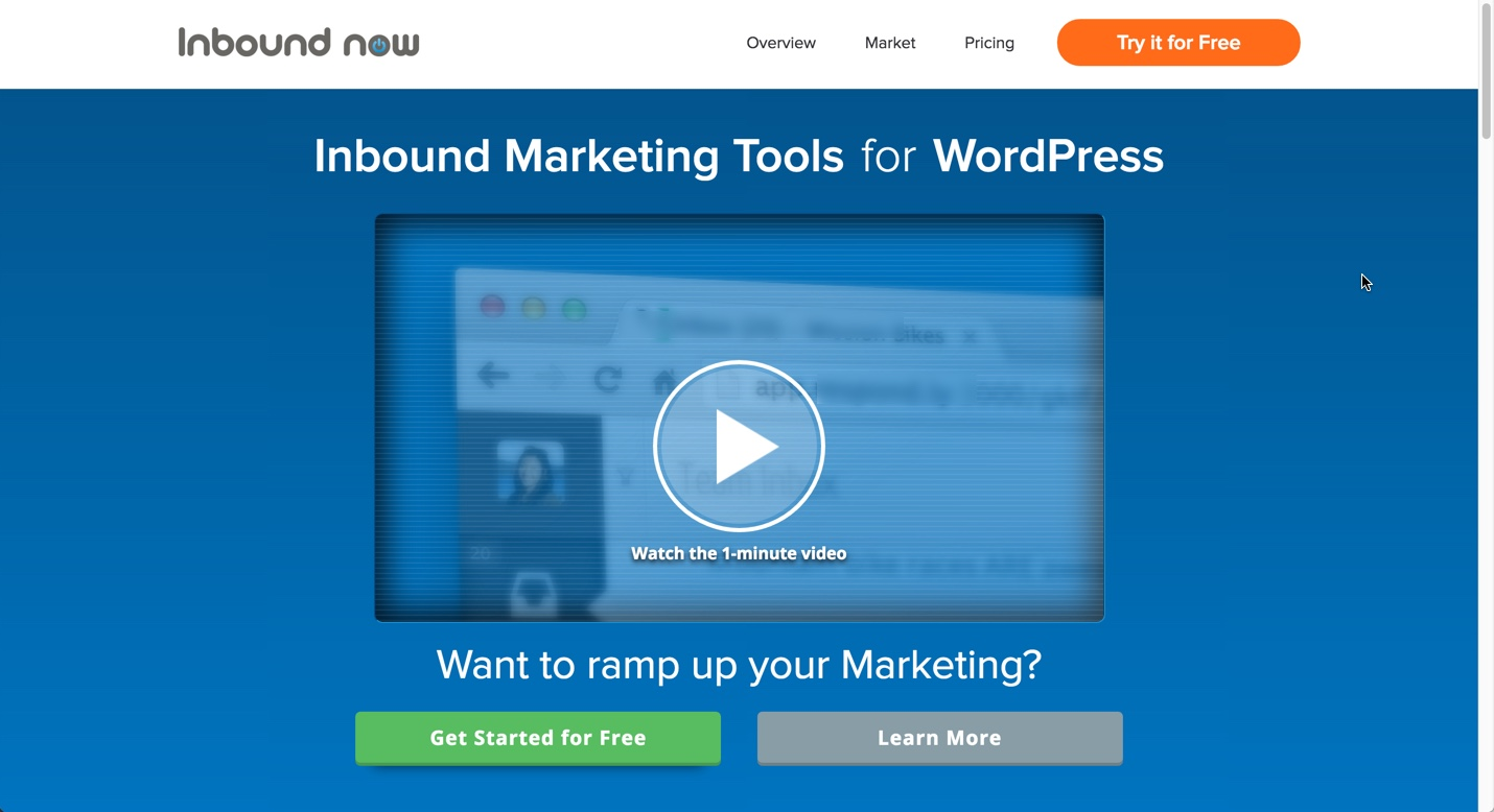 Inbound Marketing Tools for WordPress