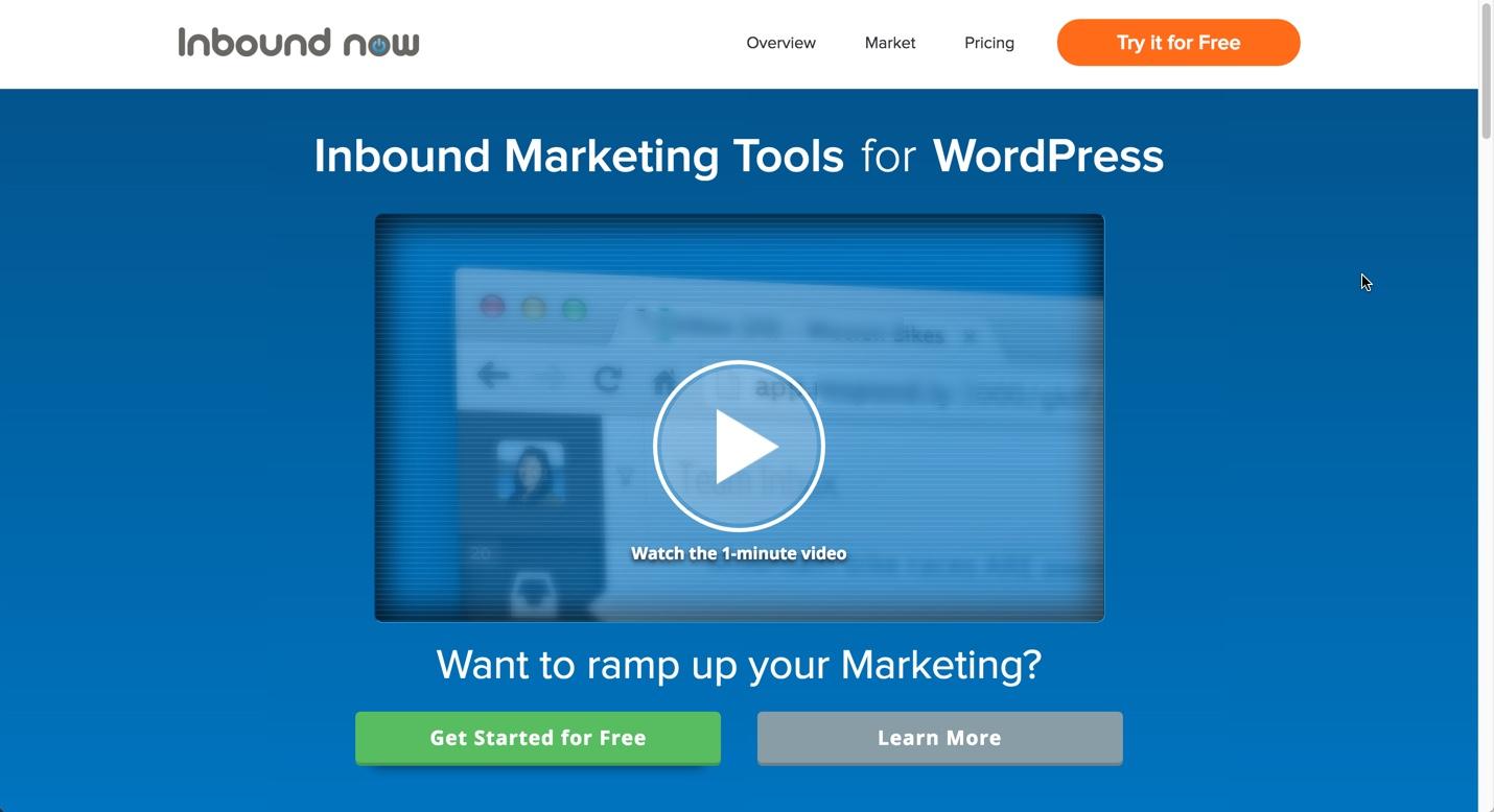 Inbound Marketing Tools for WordPress