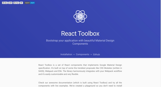 19 Open Source React Component Libraries to use in your next