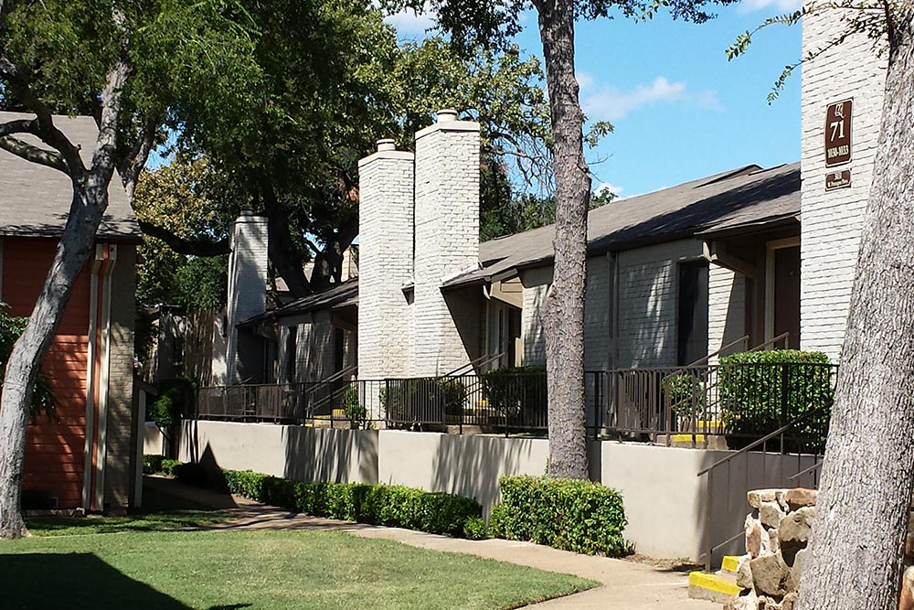 Dallas Texas apartments for rent