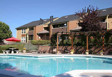 Thornton apartments for rent have a safe pool area