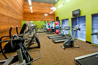 Portland, OR apartments fitness center