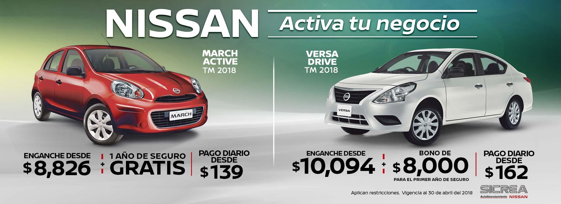 PLASSA NISSAN - Agencia de autos - Culiacán, Sinaloa