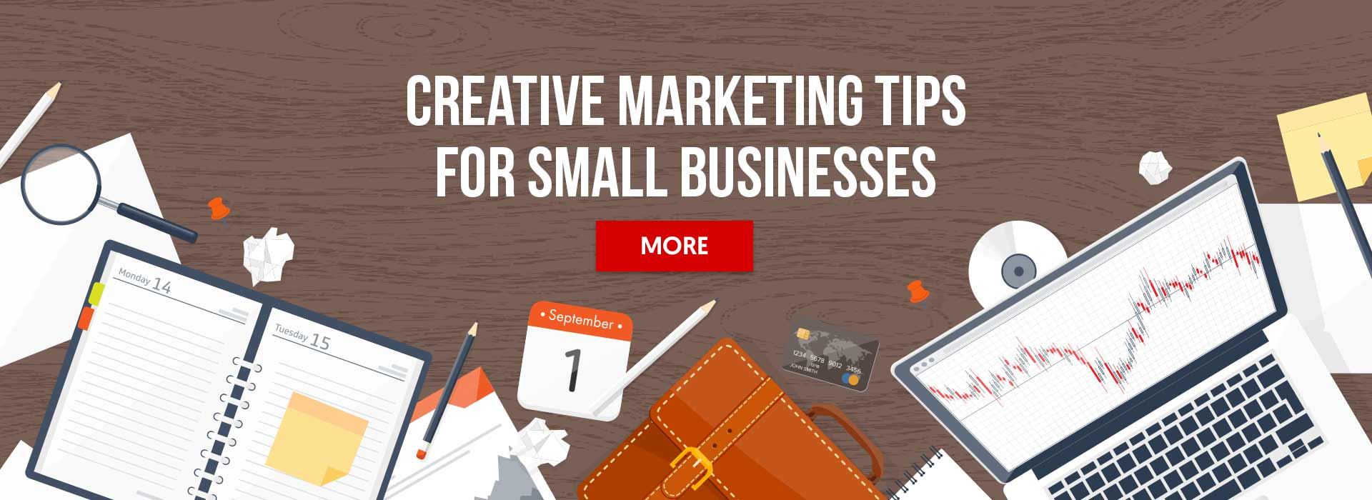 Creative Marketing Tips for Small Businesses
