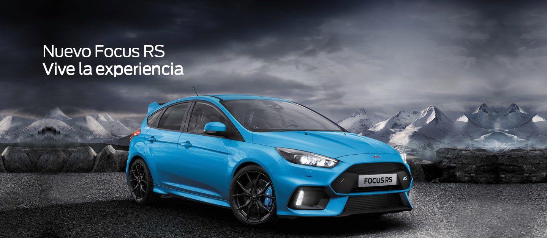 Ford Focus Rs 2017 Precios Versiones Y Cotizacion Rapida
