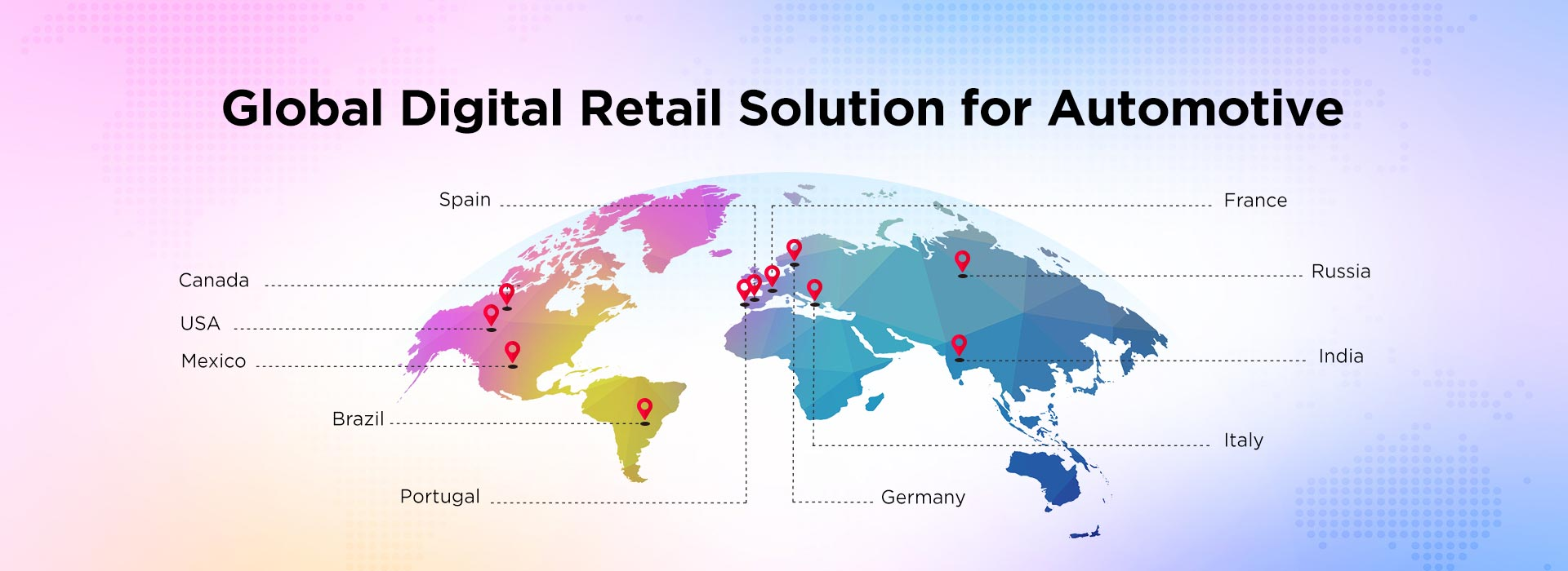Global Digital Retail Solution for Automotive