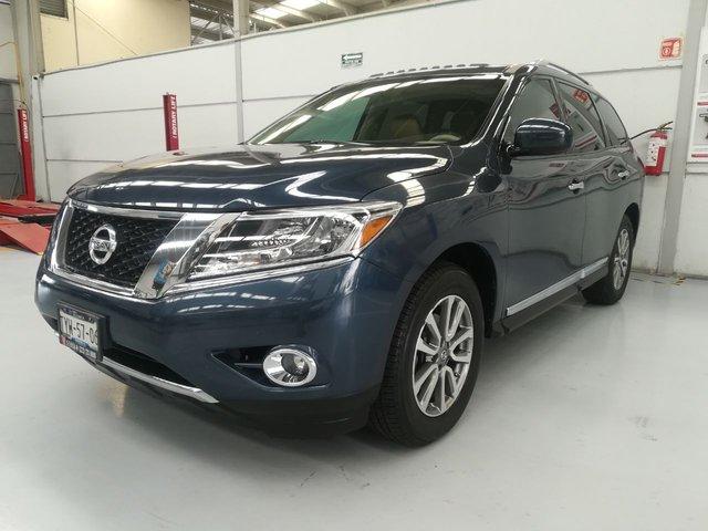Nissan pathfinder 2013 seminuevo garantizado nissan - 2013 nissan pathfinder interior colors ...