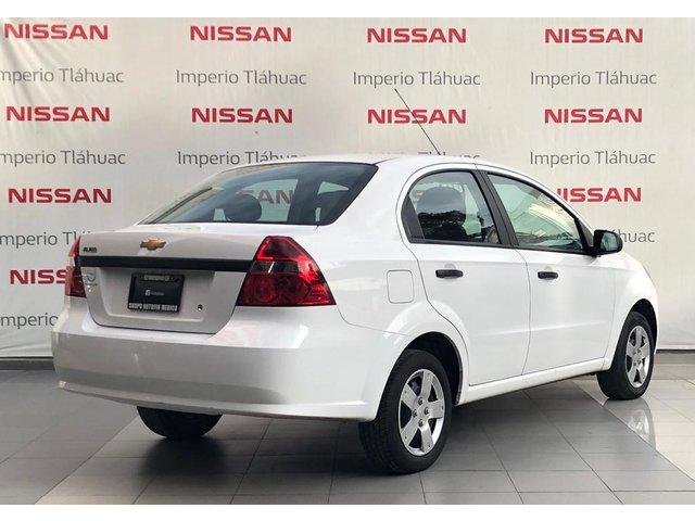 Chevrolet Aveo 2017 Seminuevo En Venta Tlhuac Cdmx