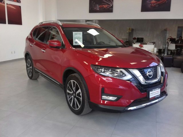 nissan x trail 2018 seminuevo en venta metepec estado. Black Bedroom Furniture Sets. Home Design Ideas