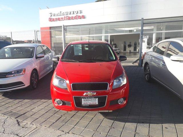 Chevrolet Aveo 2017 Seminuevo En Venta Metepec Estado De Mxico