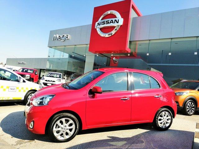 f4ee87c77 Nissan March 2017 - Seminuevo en venta - Toluca, Estado de México