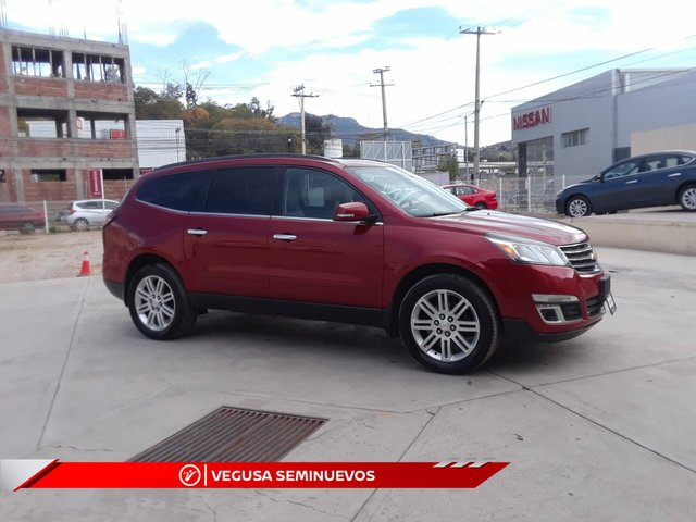 Chevrolet Traverse 2014 - Seminuevo en venta - Guanajuato,