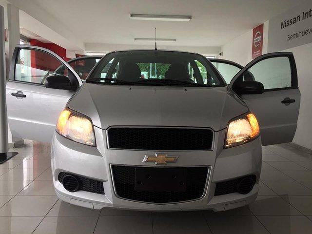 Chevrolet Aveo 2017 Seminuevo En Venta Tehuacn Puebla