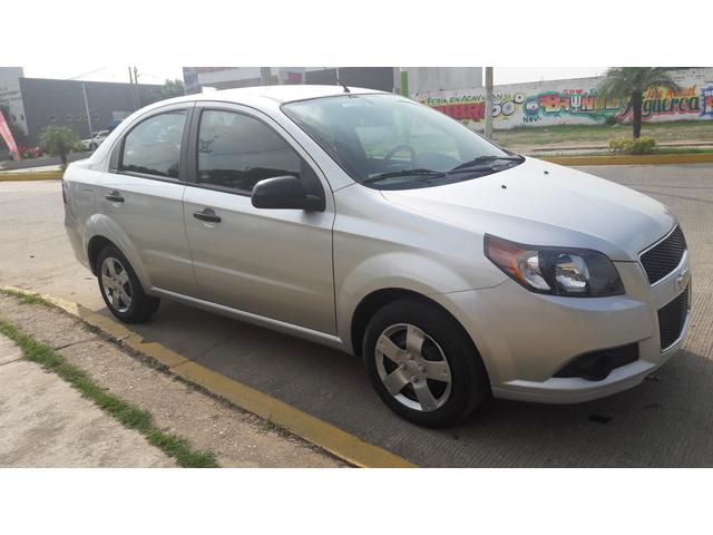 Chevrolet Aveo 2014 Seminuevo En Venta Acayucan Veracruz