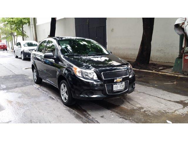 Chevrolet Aveo 2014 Seminuevo En Venta Benito Jurez Ciudad De