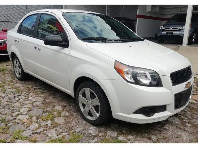 Chevrolet Aveo 2017 Seminuevousado En Venta En Nayarit