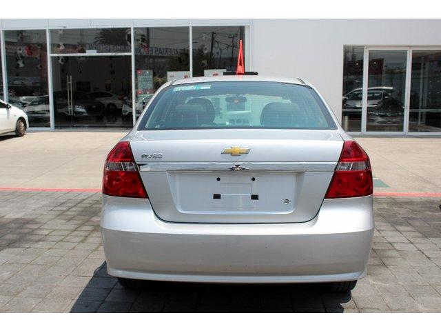 Chevrolet Aveo 2017 Seminuevousado En Venta En Distrito Federal