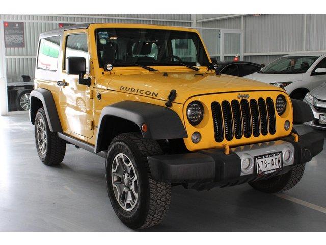 Jeep Wrangler 2015 seminuevo/usado en venta en Distrito Federal.