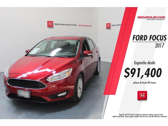 Ford Focus 2017 Seminuevo Usado En Venta En Jalisco