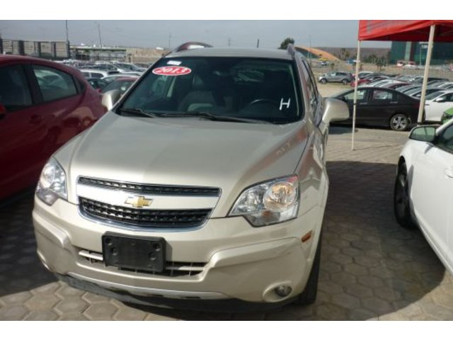 Chevrolet Captiva Sport 2013 Seminuevo Usado En Venta En