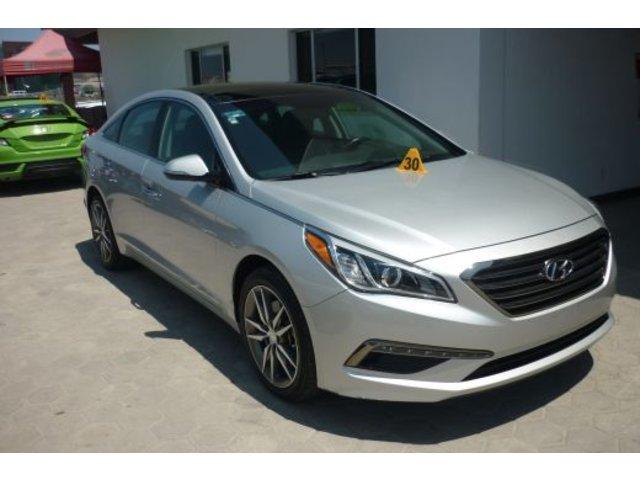 Hyundai Sonata 2015 Seminuevo Usado En Venta En Baja