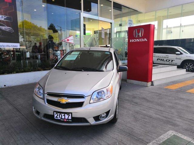 Chevrolet Aveo 2017 Seminuevousado En Venta En Mxico Df