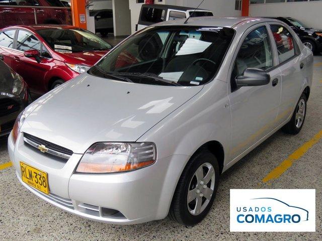 Chevrolet Chevrolet Aveo 2012 Seminuevousado En Venta En Colombia