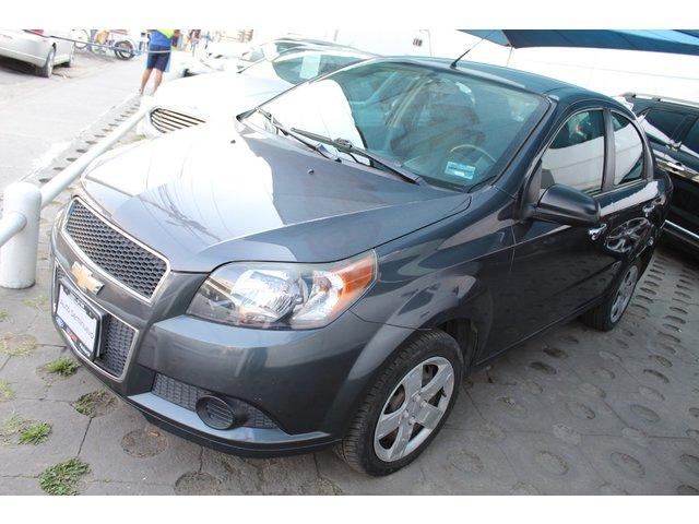 Chevrolet Aveo 2014 Seminuevo Autos Usados En Venta Estado De