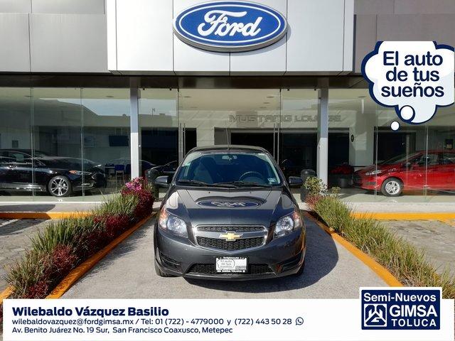 Chevrolet Aveo 2017 Seminuevo Autos Usados En Venta Metepec