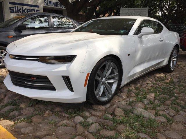 Chevrolet Camaro 2018 Seminuevo Autos Usados En Venta Irapuato