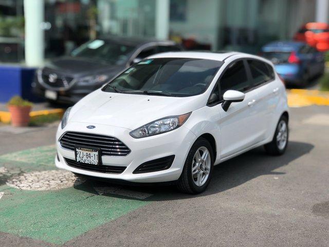 Ford Fiesta 2017 Seminuevo Autos Usados En Venta Alvaro Obregon