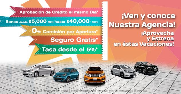 Promociones Vigentes De Autos Nuevos Nissan Soni Automotriz