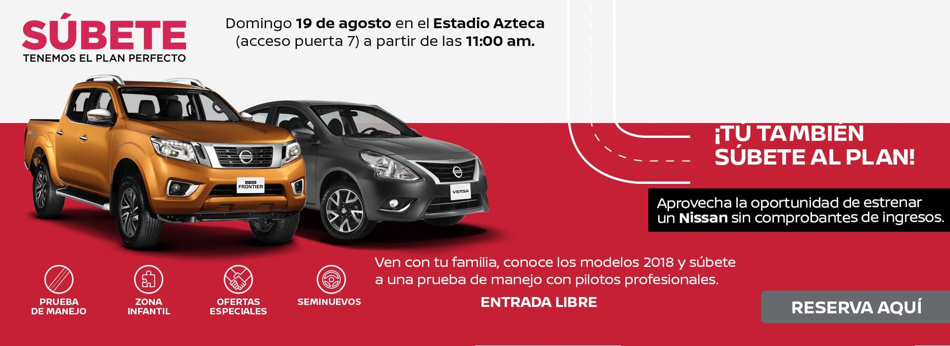 Promociones Vigentes De Autos Nuevos Nissan Soni Insurgentes