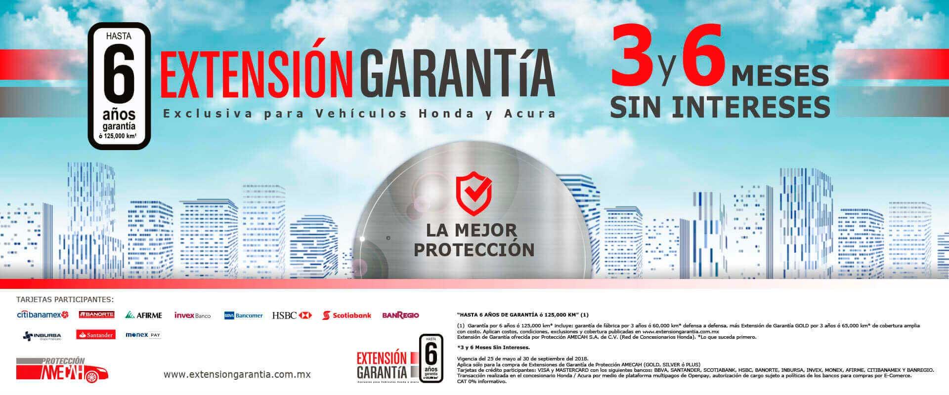 bc354972c Extensión de Garantía - Honda Texcoco - Texcoco, Estado de México, 56100