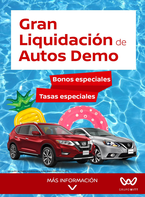 Venta De Autos >> Gran Venta De Autos Demo Nissan Perinorte Cuautitlan Izcalli