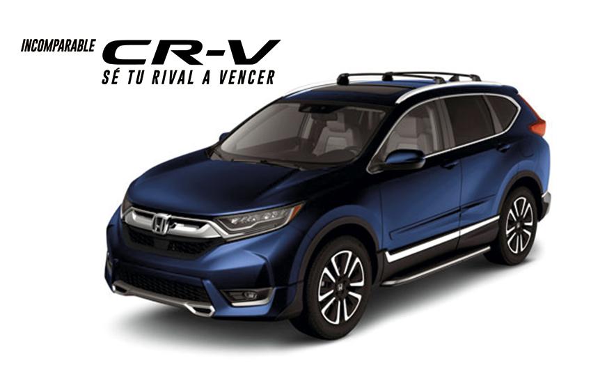 Precios Y Versiones Cr V 2017 Honda Insur Tlalpan Distrito