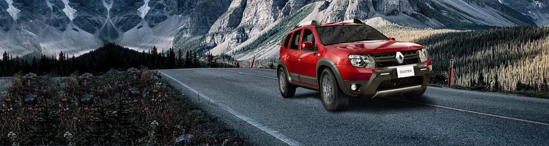 Renault Duster - Renault Polanco