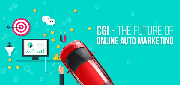 automobile online marketing