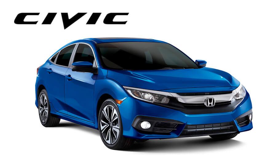 Precios Y Versiones Civic 2018 Honda Universidad Benito Juarez