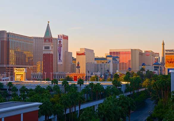 Las Vegas apartments near casinos