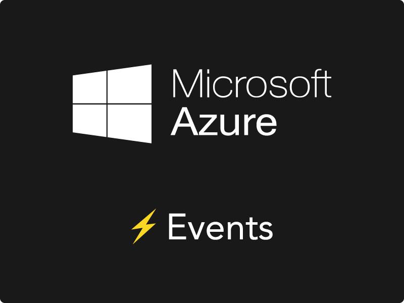 Serverless Framework Microsoft Azure Events