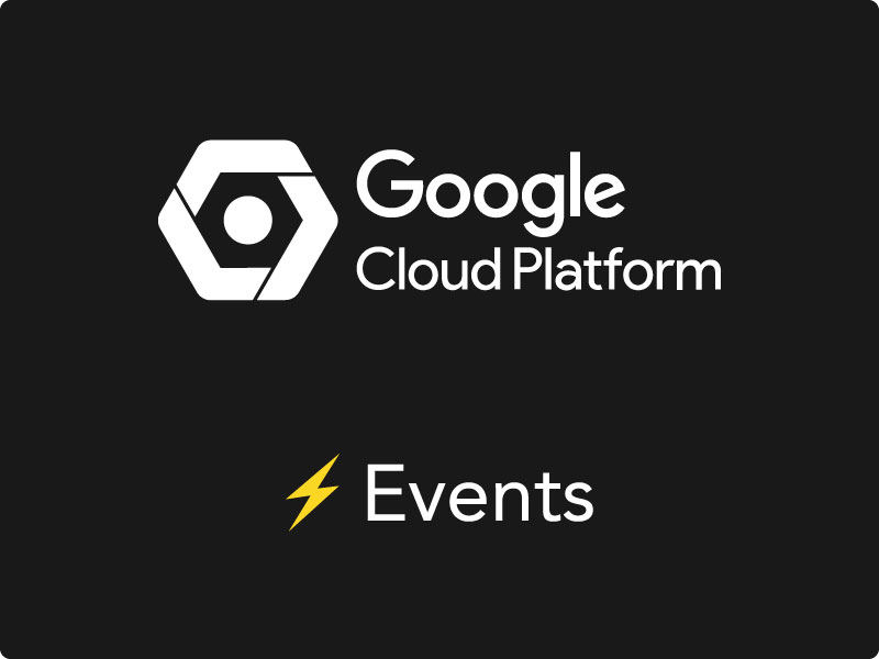 Serverless Framework Google Cloud Functions EventsEvents