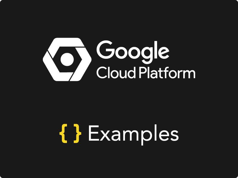 Serverless Framework Microsoft Google Cloud Functions Examples
