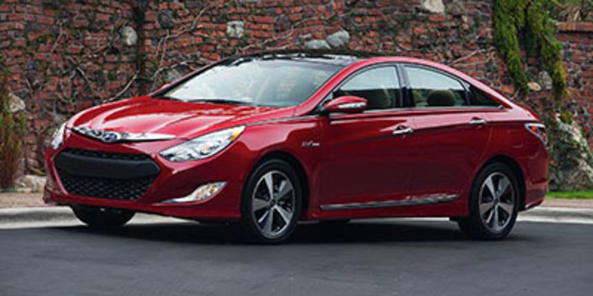 2013. Hyundai. Sonata Hybrid