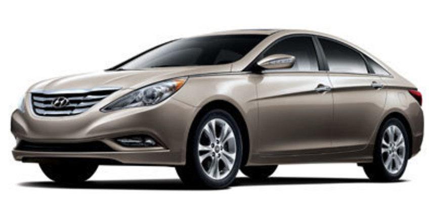 2013. Hyundai. Sonata