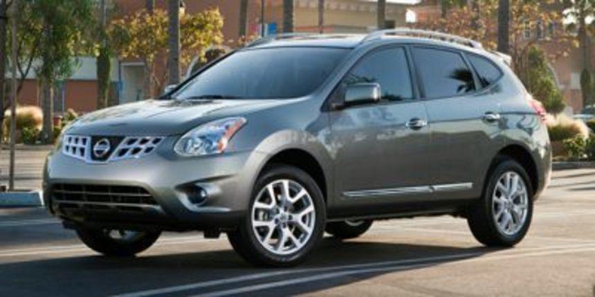 2014. Nissan. Rogue Select
