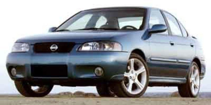 2003. Nissan. Sentra