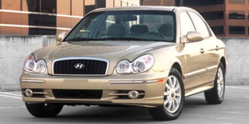 Beautiful 2005. Hyundai. Sonata
